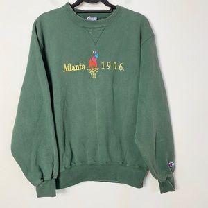 Champion vintage Atlanta Olympics 1996 crewneck